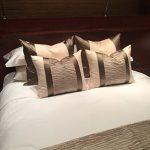 Custom Contrast Throw Pillows